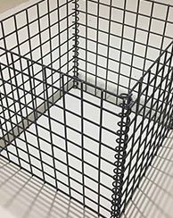 Double-Twisted Hexagonal Mesh Gabion and Revent Mattreses-SIZE