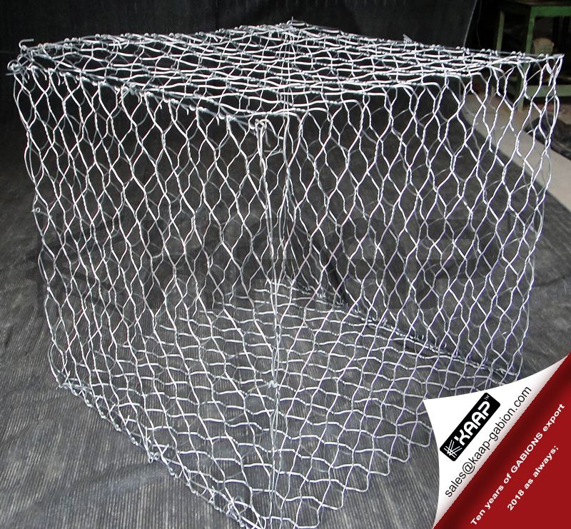 Woven Gabion Box