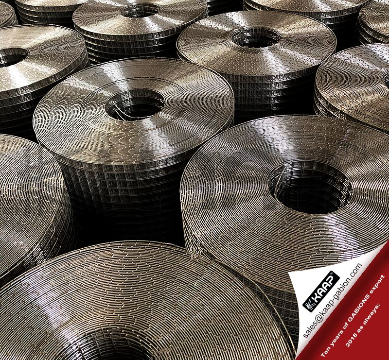 Best Price Hot-Dipped and Electric Galvanized Steel Welded Wire Mesh Roll