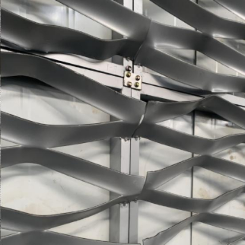 Durable Expanded Decorative mesh