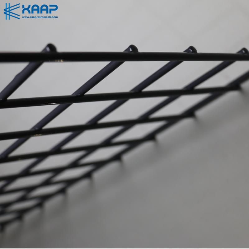 Galvanized welded wire mesh panel