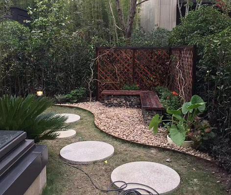 Gabion Bench-Modern Garden Seats