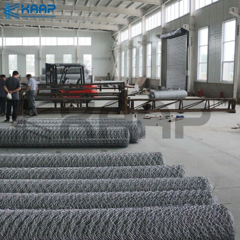 Military explosion-proof wall welded Gabion